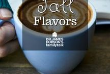 Fall Flavors / It's all about the pumpkin spice! What other flavor is there, really?