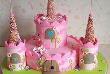 Cake Ideas / by Kristin Wiebe