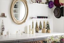 Small Spots & Spaces / How to make small spaces your favorite places like closets, nooks, hallways