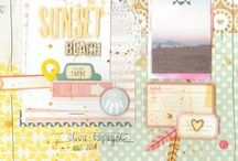 scrap my layout / by Delphine Morice