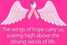 Inspiration & Hope / Words of Inspiration and Hope to support #BreastCancer. / by Pink Glove Dance