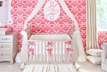 Nursery / The nursery has always been one of my favorite rooms to design. Sometimes I went a little overboard, but it was always fun. / by Sherry Littlejohn