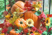 Apples and Pumpkins and Fall... / by Sherry Littlejohn