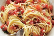 Pasta Recipes / by Sherry Littlejohn