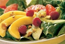 Salad Recipes / by Sherry Littlejohn