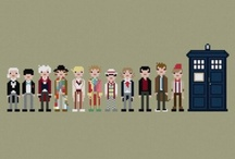 The Doctor & The Detective / or The Highly-Functioning Sociopath & The Madman With a Box...  / by Jennifer Gibbs