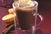 Coffee And Hot Chocolate / by Sherry Littlejohn