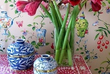 Decorating And Furnishing The Home / A collection  of furniture, fabrics, wallpaper, lighting and the other necessary items to furnish your home. / by Sherry Littlejohn