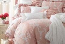 Beautiful Bedding  / by Sherry Littlejohn