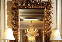 Mirrors And Frames     / by Sherry Littlejohn