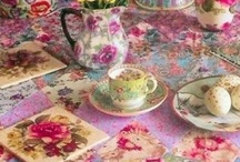 Chintz-Another Favorite / by Sherry Littlejohn