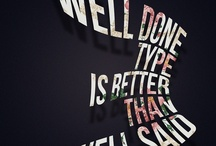 Typography Print A Go Go / by Carol Roberts