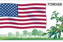 Flags of Our Nation / In 2012, the U.S. Postal Service completed its Flags of Our Nation series with the issuance of the last set of ten stamp designs. In the aggregate, the 60 stamps in the series include four depicting the Stars and Stripes, 50 featuring official state flags, and one for each of the following: the territories of American Samoa and Guam, the commonwealths of the Northern Mariana Islands and Puerto Rico, the District of Columbia, and the U.S. Virgin Islands. / by U.S. Postal Service