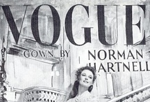 Vogue Covers A Go Go / Vintage - Before 1970 . . .  / by Carol Roberts