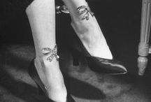 1940's|| Shoes & Accessories