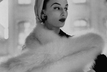 Vintage Furs A Go Go / by Carol Roberts