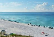 Resorts of Pelican Beach in Destin, FL / Because location is everything when choosing your vacation rental - book your stay at the Resorts of Pelican Beach in Destin, Florida! Our private resort community is located in the heart of the Destin, FL resort area and overlooks the famous Gulf of Mexico white-sand beaches! Choose between our 2 resort properties located within walking/very short driving distance of Destin's attractions, golf, dining, nightlife, & shopping! Check out our pins for an exclusive Pinterest tour of our resorts!