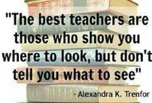 Leerkracht / Onderwijs Education Quotes  Being a teacher  Tools