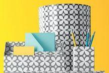 Office Supplies + Decor / Office supplies, organization, and decor.