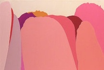 Art - Abstracts & Pink / by Jennifer Gibbs