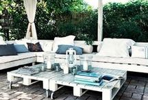 Outdoor Living Experience / Decor ideas for patios and other outdoor living ideas.