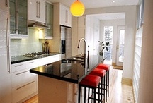 Kitchen reno ideas / by Valerie Bellamy