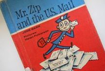 Mr. ZIP / We now take ZIP Codes for granted, but when the Zone Improvement Plan began in July 1963, postal officials foresaw that few Americans would be excited about memorizing five-digit codes for their own addresses, let alone codes for all of their family and friends. Enter Mr. ZIP, who began appearing in the media in late 1962 and started popping up on the selvage of stamp sheets in 1964. His job was to promote ZIP Codes—and to make using them second nature for generations to come. / by U.S. Postal Service