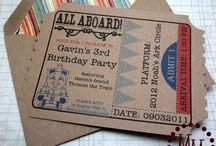 Kids Birthdays / Kids Birthdays / by Jocelyn Gregory