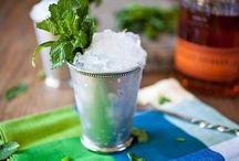 Barefoot in the Kitchen: Drinks / Spirits