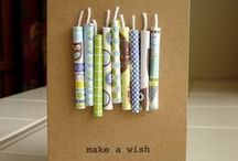 DIY Cards & Stationary / Great ideas for paper goods and cards