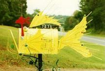 Mailboxes Across the USA / Mailboxes of all shapes and sizes. / by U.S. Postal Service
