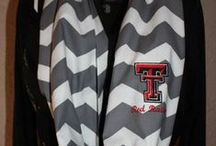 Let's Dress for Game Day / Texas Tech gear to wear at athletic events #ttu #texastech #gameday