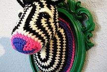 Hooked on Fun Stuff / Funny things to crochet / by Vicky Ellis