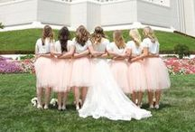 Bridal Party / by Krystal White