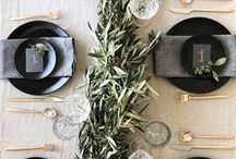 Pretty Tablescapes / A Collab by MyDomaine X Camille Styles