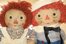 Raggedy Ann and Andy / by Sally Paeglow