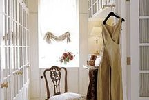 Closets & Dressing Rooms /  Enjoy  / by Haifaa Tannous