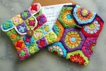 Crochet~Art~ & Quilts~  Sewing~ / by Jennifer Lyn