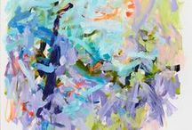 Abstract Inspiration / by Nancy Broadbent