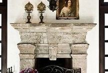 Fireplaces Stone& More.. / by Haifaa Tannous