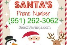 Christmas / by Sea of Savings Blog