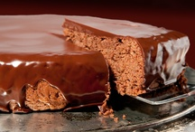 Recipes - Desserts, yummy / Caution...these are dangerously delicious! / by Marion Young