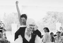 Sports Themed Weddings