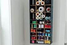 Sew Organised / Get yourself sew organised!