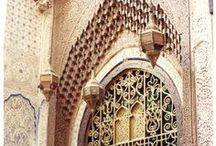 "Moroccan Design-Interior- Exterior / PS: "" Please BE CONSIDERATE & DO NOT exceed 10 pins from a board per day! otherwise you will be blocked""!!!. enjoy  / by Haifaa Tannous"