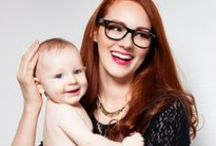 Motherhood / by The Girls with Glasses