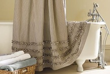 Home - Bathrooms / by Carly (Ford) Stover