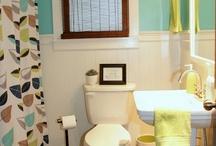 Bathroom make over! / by Amber Ritzmann
