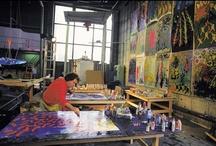 artists & studios / by Nancy Broadbent
