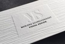 b i z / The Most Lovely Business Cards...